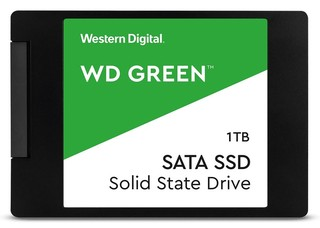 WD Green 3D NAND - 1TB, 2.5