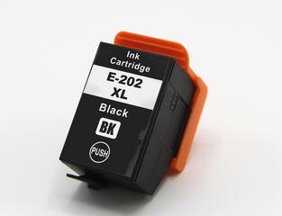 Kompatibilní inkoust s Epson T02G14010 (202XL) černý