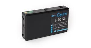 Kompatibilní inkoust s Epson T7012 modrý