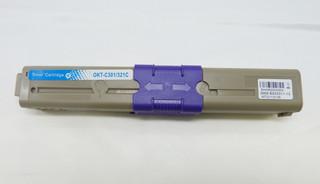 Kompatibilní toner s OKI 44973535 modrý