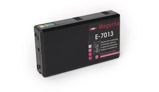 Kompatibilní inkoust s Epson T7013 červený