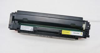 Kompatiblní toner s Canon 055HY (3017C002), žlutý, bez čipu
