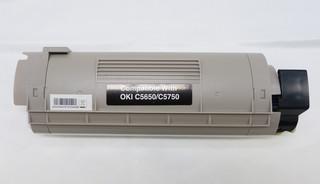 Kompatibilní toner s OKI 43865708 černý
