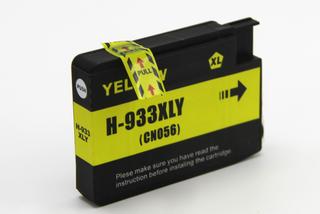 Kompatibilní inkoust s HP CN056AE (HP933XL) žlutý