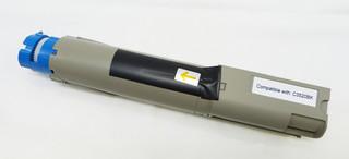 Kompatibilní toner s OKI 43459324 černá