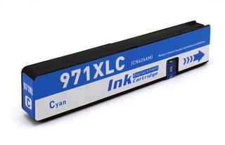 Kompatibilní inkoust s HP CN626AE (HP971XL) modrý