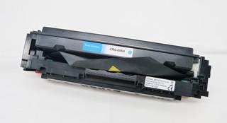 Kompatiblní toner s Canon 055HC (3019C002), azurový, bez čipu