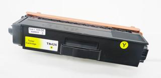 Kompatibilní toner s Brother TN-426Y žlutý