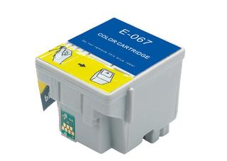 Kompatibilní inkoust s Epson T067 barevný