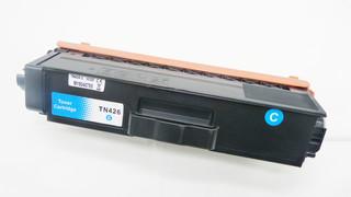 Kompatibilní toner s Brother TN-426C azurový