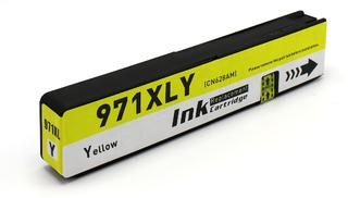 Kompatibilní inkoust s HP CN628AE (HP971XL) žlutý