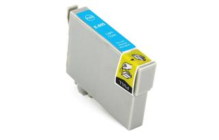 Kompatibilní inkoust s Epson T0805 světle modrý