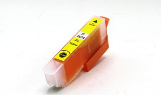Kompatibilní inkoust s Epson T2634 (26XL) žlutý