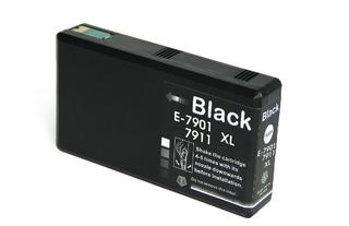 Kompatibilní inkoust s Epson T7901 (79XL) černý