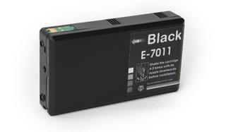 Kompatibilní inkoust s Epson T7011 černý