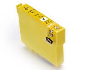 Kompatibilní inkoust s Epson T2714 žlutý XL