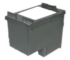Kompatibilní inkoust s HP F6U68AE (HP302XL) černý