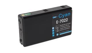 Kompatibilní inkoust s Epson T7022 modrý