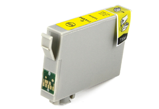 Kompatibilní inkoust s Epson T0714 žlutý