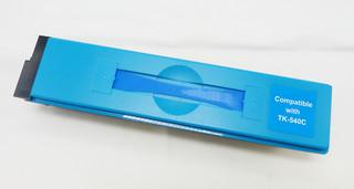 Kompatibilní toner s Kyocera TK-540C modrý