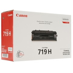 Originální toner Canon CRG-719H (3480B002)