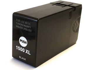 Kompatibilní inkoust s Canon PGI-1500XL BK černý