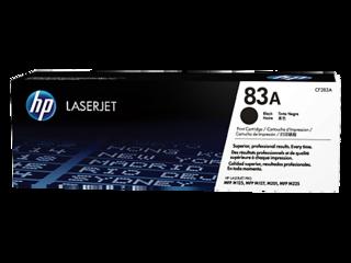 Originální toner HP CF283A (83A)
