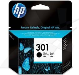 Originální inkoust HP 301 (CH561EE) černý