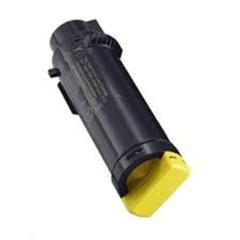 Kompatibilní toner s DELL 593-BBRX, 2RF0R žlutý