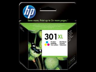 Originální inkoust HP CH564EE (HP301XL) barevný