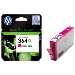 Originální inkoust HP CB324EE (HP364XL) červený