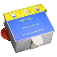 Kompatibilní inkoust s Kodak KD-10BK XL černý