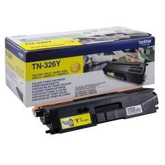Originální toner Brother TN-326Y žlutý