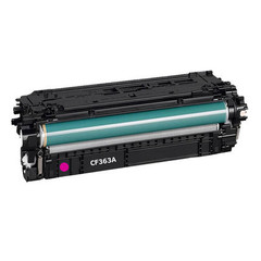 Kompatibilní toner s HP CF363A (508A) purpurový