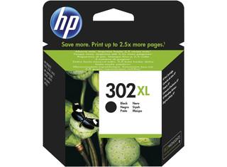 Originální inkoust HP 302XL (F6U68A) černý