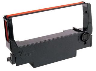 Kompatibilní barvící páska pro Epson ERC 30/34/38 černo-červená