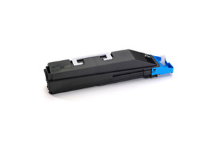 Kompatibilní toner s Kyocera TK-855C modrý