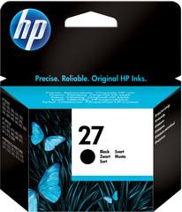 Originální inkoust HP 27 (C8727AE) černý