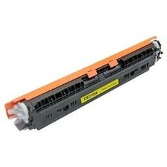 Kompatibilní toner s HP CE312A (126A) žlutý