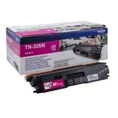Originální toner Brother TN-326M purpurový