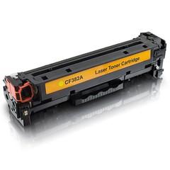Kompatibilní toner s HP CF382A (312A) žlutý