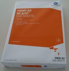 Konica Minolta PROFI A3/80g 500 listů