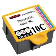 Kompatibilní inkoust s Kodak KD-10C XL barevný