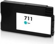 Kompatibilní inkoust s HP CZ130A (HP711XL) modrý
