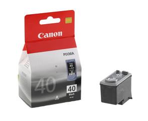 Originální inkoust Canon PG-40 (0615B001), černý, 16 ml.