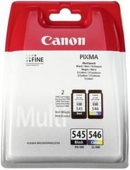Originální inkoust Canon PG-545 černý + CL-546 barevný - Multipack (8287B005)