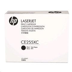 Originální toner HP CE255XC (55X), kontraktový produkt