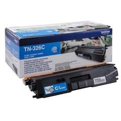 Originální toner Brother TN-326C azurový
