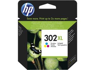 Originální inkoust HP F6U67AE (HP302XL) barevný
