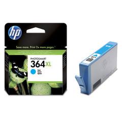 Originální inkoust HP CB323EE (HP364XL) modrý